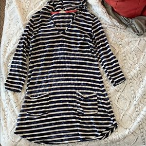 Striped Dress / Cover Up